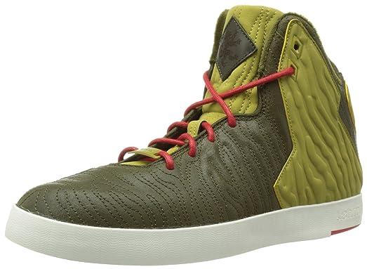 Nike Men\u0027s Lebron XI NSW Lifestyle , DARK LODEN/DARK LDN-PRCHT GOLD-