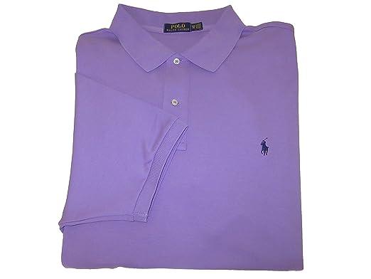 Mens Ralph Big And Cotton Interlock Shirt3xb Tall Lauren Polo pUVqzMS