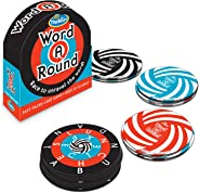ThinkFun Word A Round Game - Award Winning Fun Card Game For Age 10 and Up Where You Race to Unravel the Word