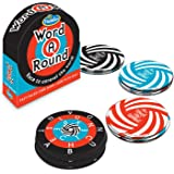 Think Fun Word A Round Game - Award Winning Fun Card Game For Age 10 and Up Where You Race to Unravel the Word