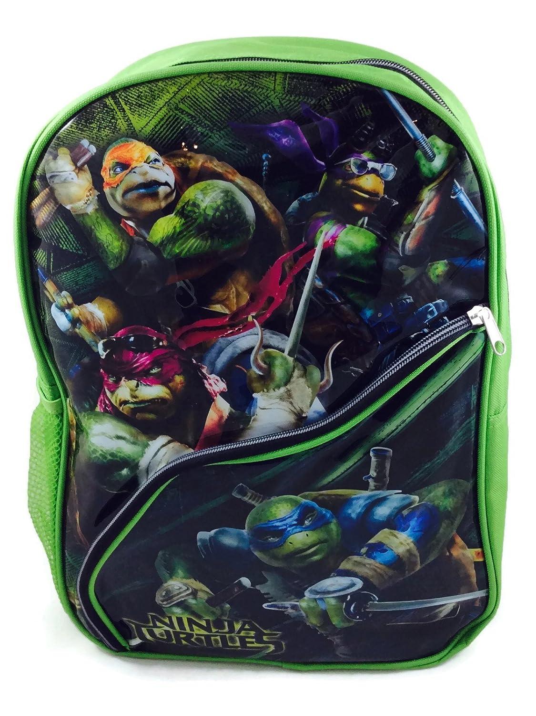 Teenage Mutant Ninja Turtles 2014 Movie Exclusive Deluxe Backpack