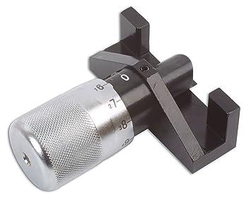 Laser 3899 - Medidor de tensión de correas universal