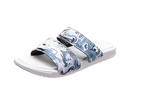 new product 7ad9e 94cf0 Nike - Mode F Claquettes Tongs - Benassi Duo Ultra Slide Femme - Taille 36.5