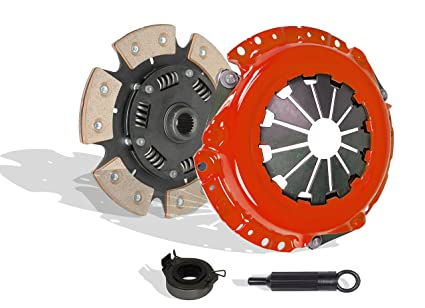 Clutch Kit Works With Toyota Yaris Echo Scion Xa Xb Base L Le Premium Se Core