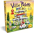 Zoch 601122900 - Juego de Mesa Villa Paletti (Instrucciones en alemán, francés, inglés e Italiano)