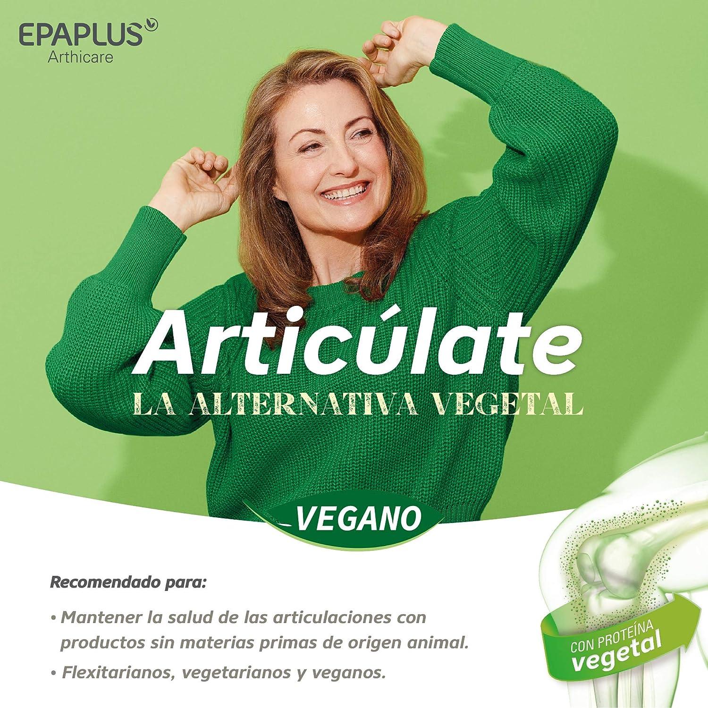 Epaplus Articulaciones Vegetal con Aminoácidos del Colágeno + ...