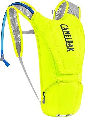CamelBak Safety Yellow-Navy 2019 Classic - Mochila de hidratación (2,5 L): Amazon.es: Deportes y aire libre