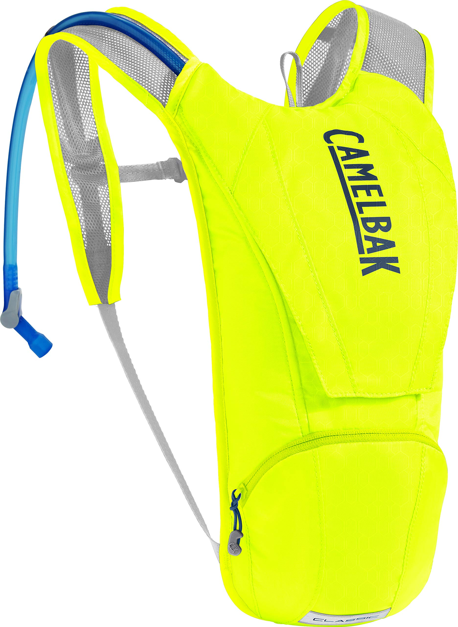 CamelBak Classic 85 oz, Safety Yellow/Navy, One Size