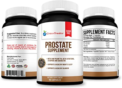 mejor suplemento para la prostatitis crónica 2