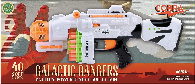 1936 Galactic Rangers Cobra Toy Blaster PARRIS CLASSIC QUALITY TOYS EST