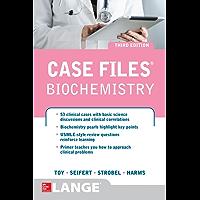 Case Files Biochemistry 3/E (LANGE Case Files)