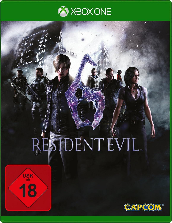Resident Evil 6 [Importación Alemana]: Amazon.es: Videojuegos