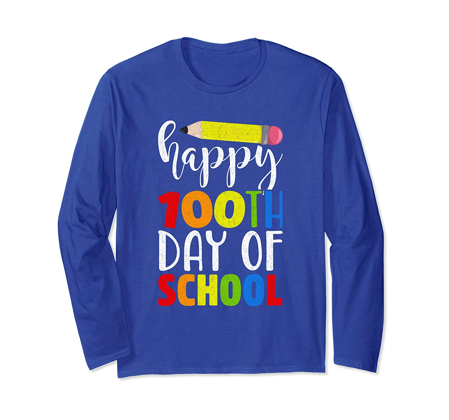 Happy 100th Day of School Shirt for Teacher or Child