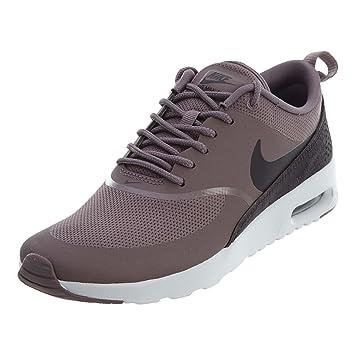 Nike Damen Air Max Thea Violett Mesh/Kunstleder/Leder Sneaker 39 ...