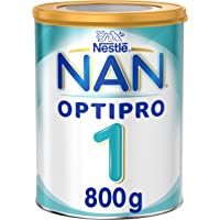 Nestlé NAN OPTIPRO Stage 1, From birth to 6 months, Starter Infant Formula, with Iron 800g
