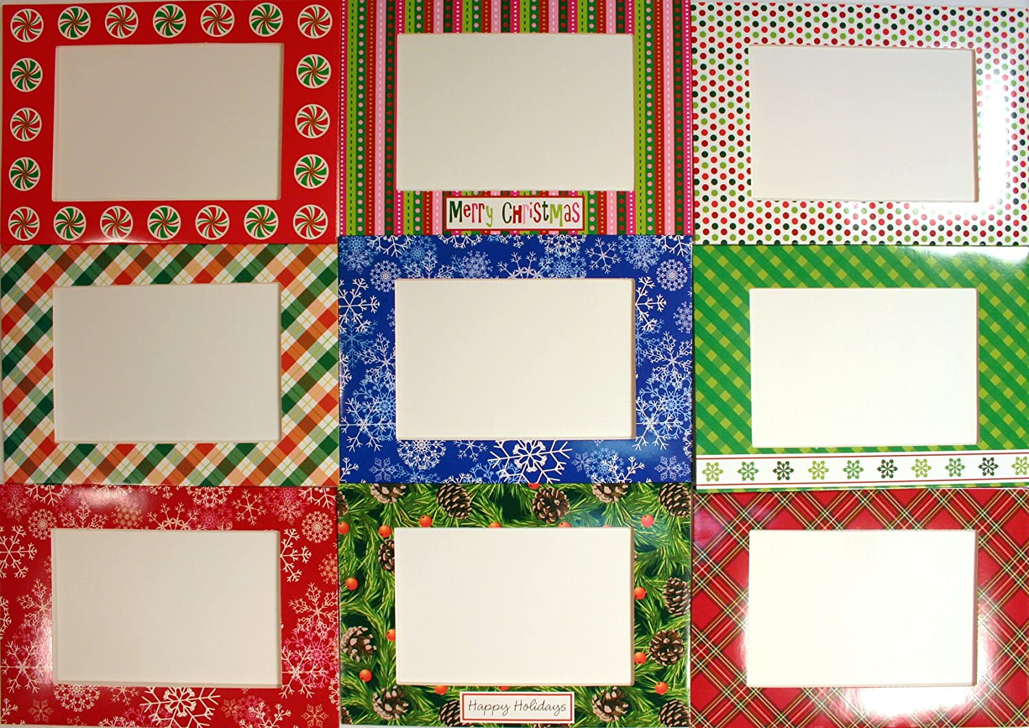 Amazon photo pocket frame holiday cards with envelopes blank amazon photo pocket frame holiday cards with envelopes blank inside box of 24 christmas cards holiday cards greeting cards cards health kristyandbryce Images