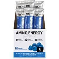 Optimum Nutrition Amino Energy - Pre Workout with Green Tea, BCAA, Amino Acids, Keto Friendly, Green Coffee Extract…