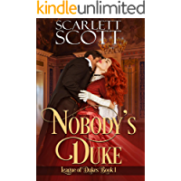 Nobody's Duke (League of Dukes Book 1)