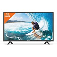 Micromax 81 cm (32 Inches) HD Ready LED TV Unite (Black) (2017 model)