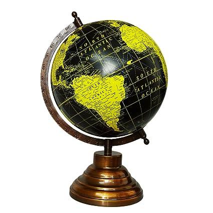CRAFTSTRIBE niños juguete gran escritorio giratorio mundo tierra ...