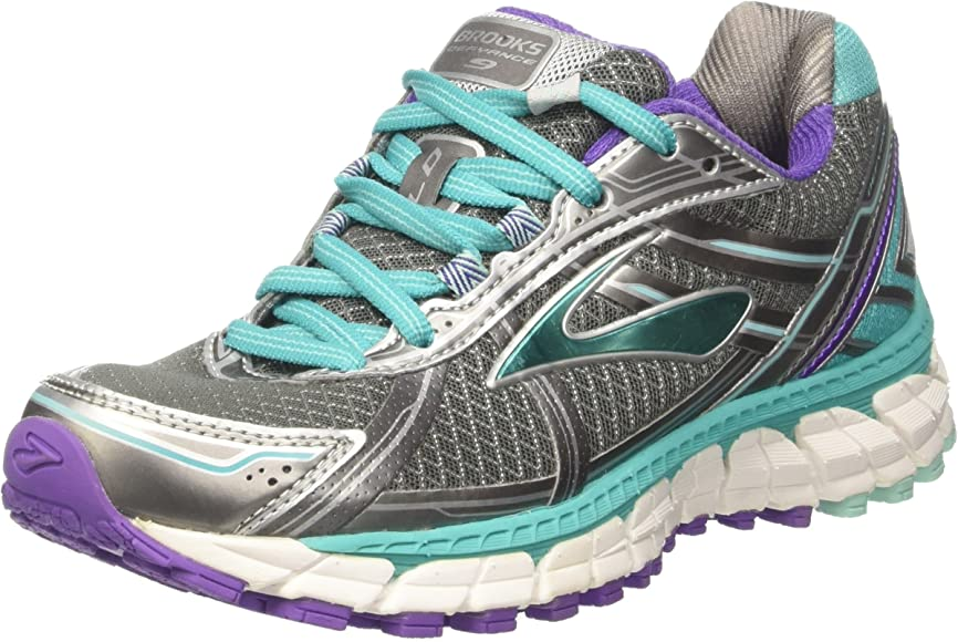 Brooks Defyance 9, Zapatillas de Entrenamiento Mujer, Multicolor (Ceramic/Passionflow), 39 EU: Amazon.es: Zapatos y complementos