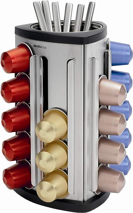 Brabantia 040552321 - Dispensador de cápsulas de café Nespresso ...