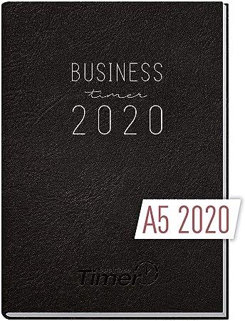 klimaneutral /& nachhaltig Terminkalender f/ür perfektes Zeitmanagement Wochenplaner 18 Monate: Juli 2020 Wochenkalender Dezember 2021 Organizer Ch/äff Business-Timer 2020//2021 A5 braun