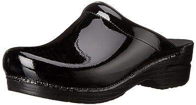 d9e949f4312 Dansko Women s Sonja Patent Leather Clog