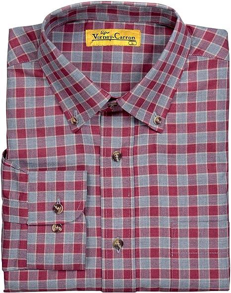 Ligne Verney-Carron - Camisa de Caza, Color Rojo, Multicolor ...