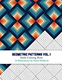 Geometric Patterns - Adult Coloring Book Vol. 1 - Inkcartel (Volume 1)