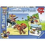 Ravensburger Paw Patrol 3x 49pc Jigsaw Puzzle