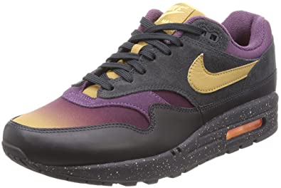 design intemporel 621f6 beb00 Amazon.com: Nike Men's Air Max 1 Premium Gymnastics Shoes ...