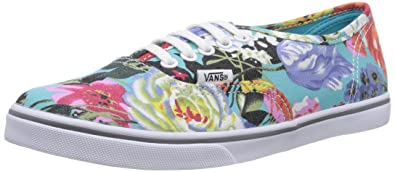 d22d77ad7a Vans U AUTHENTIC LO PRO (FLORAL) SMOKED
