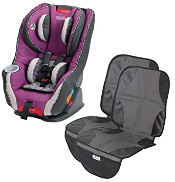 Amazon.com : Graco Size4Me 65 Convertible Car Seat with 2 Pack Car
