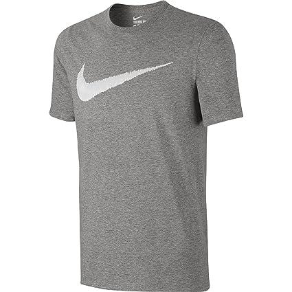 Nike Sportswear Tee Hangtag Swoosh-707456-063 Camiseta deportiva para Hombre 4900a26e72811