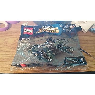 LEGO The Batmobile DC Comics Super Heroes 30446: Toys & Games