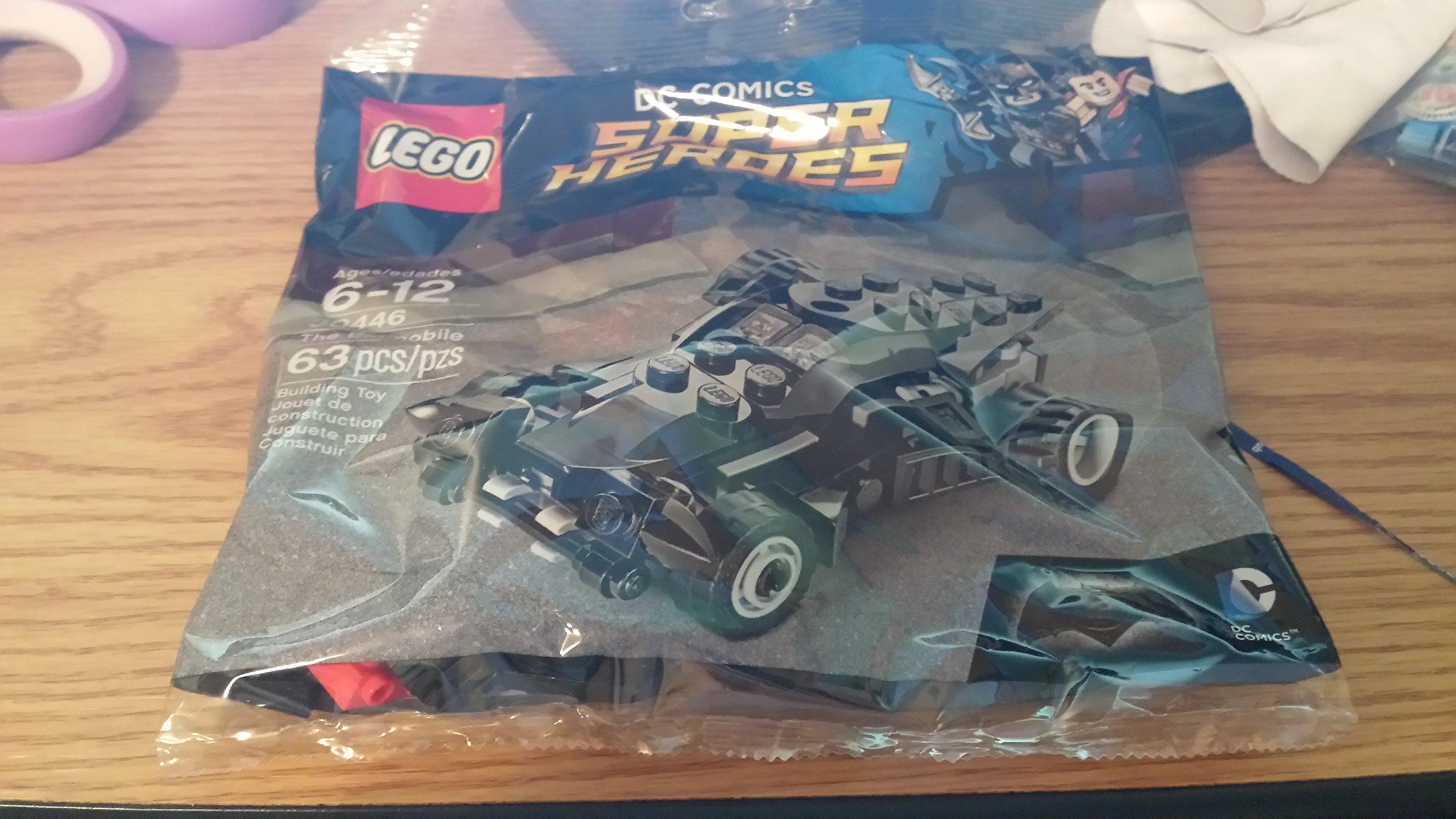 New LEGO DC Comics Super Heroes The Batmobile 30446 Polybag Fast S//H