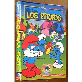 Amazon.com: Los Pitufos: Cine y TV