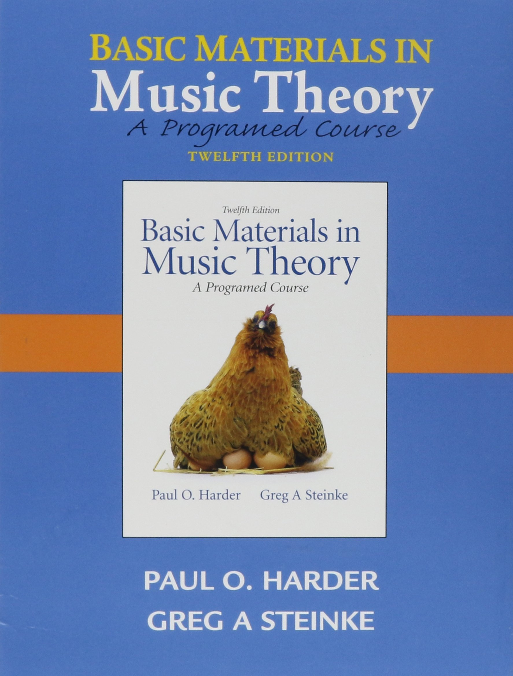 Audio cd for basic materials in music theory a programmed audio cd for basic materials in music theory a programmed approach pearson 9780205654222 amazon books sciox Gallery