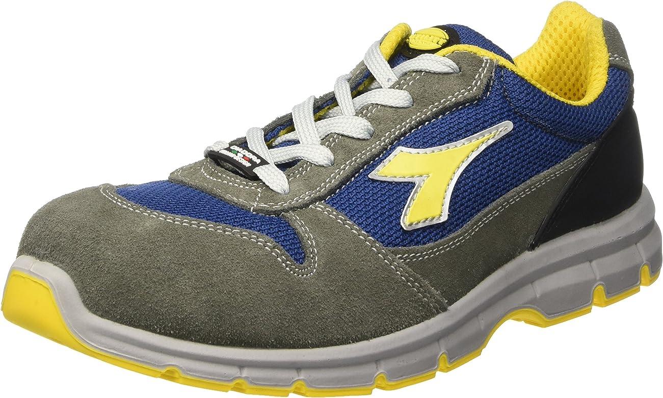 Diadora Run Textile ESD Low S1p Zapatos de Trabajo Unisex Adulto