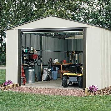 365, 76 cm x 731, 52 cm Murryhill de garaje Metal perfecto para las fiestas (3, 71 m x 7, 35 m): Amazon.es: Jardín