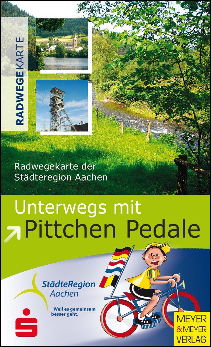 Unterwegs mit Pittchen Pedale - Radwandern in der Städteregion Aachen