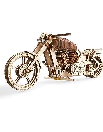 UGEARS UGE 412082 puzle 3D - Puzles 3D (189 Pieza(s), Bike