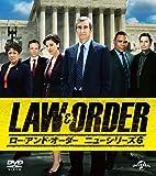 LAW&ORDER/ロー・アンド・オーダー<ニューシリーズ6>バリューパック [DVD]