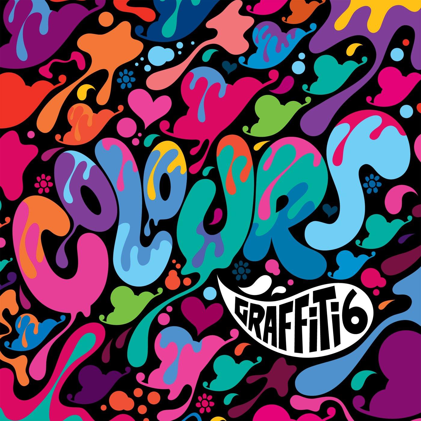 Graffiti6 colours amazon com music
