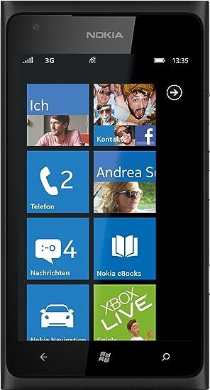 Nokia Lumia 900 - Smartphone libre (pantalla táctil de 10,92 cm ...