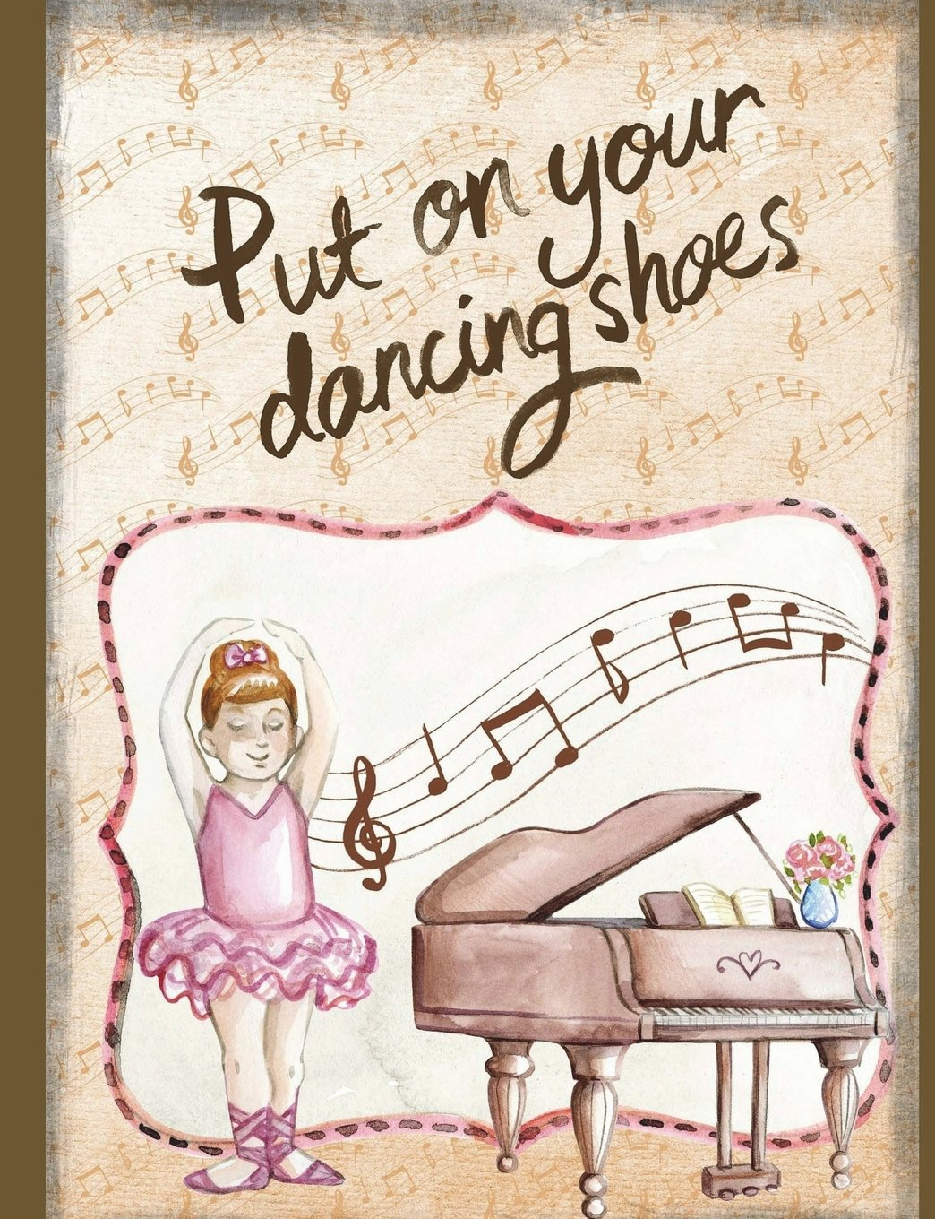 Download Dance Club Notebook: Put on Your Dancing Shoes (1): Dance Club Notebook; Dance Club Journal; Dance Club Log Book; Dance Club Composition Book: Wide ... Moves; Thoughts & Impressions; Gift Basket pdf epub