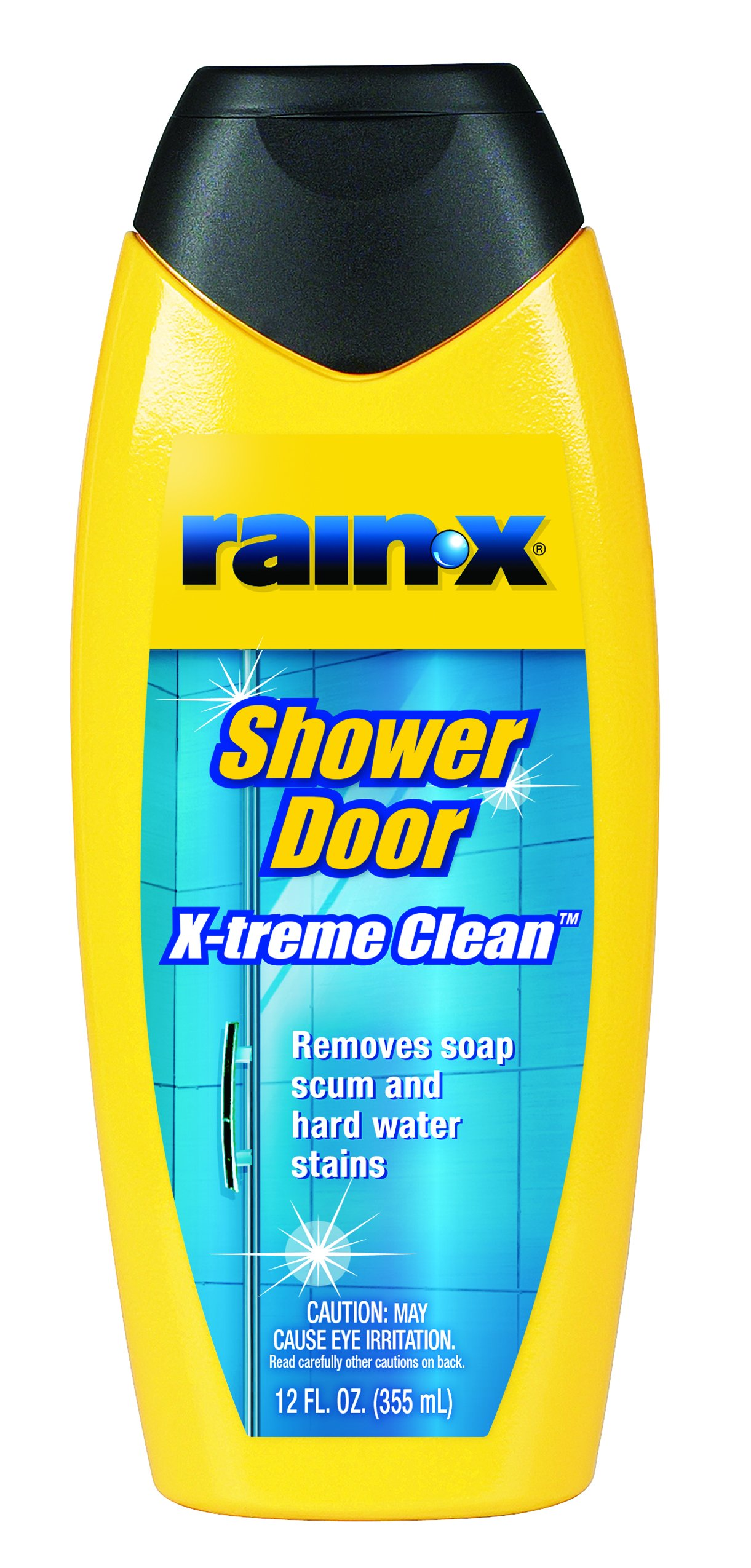Amazon Rain X 630035 Shower Door Cleaner 12 Fl Oz Automotive
