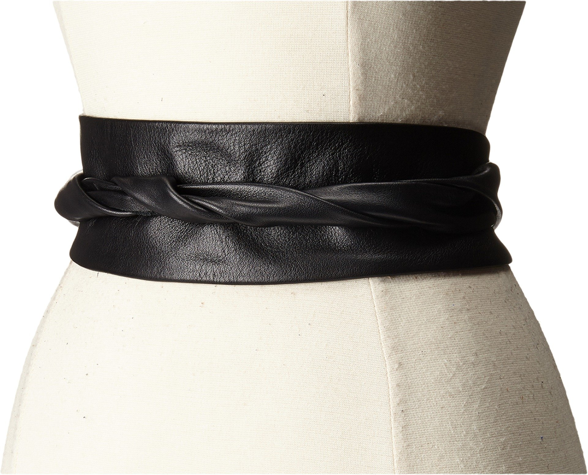 ADA Collection Women's Obi Classic Wrap Black One Size