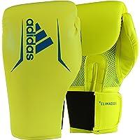 Adidas Speed 75 - Guantes de Boxeo, Color Negro y Dorado